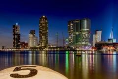 Rotterdam Nr 5 Arkivbild