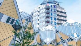 ROTTERDAM, OS PAÍSES BAIXOS - 29 DE ABRIL DE 2015: Corte interna do imagens de stock royalty free