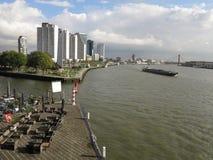 Rotterdam, Países Baixos Fotografia de Stock