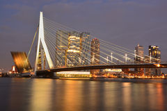 Rotterdam, Paesi Bassi Fotografie Stock Libere da Diritti