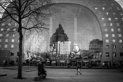 Rotterdam saluhall royaltyfri fotografi