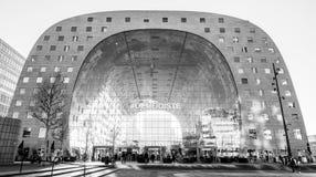 Rotterdam saluhall, resa för Nederländerna, Europa royaltyfri fotografi