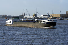 Rotterdam Shipping Royalty Free Stock Photography