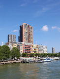 Rotterdam, South Holland, The Netherlands Royalty Free Stock Images