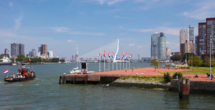 Rotterdam, South Holland, The Netherlands Royalty Free Stock Photo
