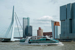 Rotterdam tourism Royalty Free Stock Image