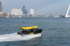 Rotterdam vattentaxi Royaltyfri Bild