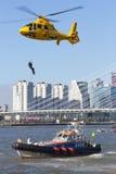 Rotterdam world harbor days Royalty Free Stock Images