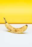 Rotting banana Stock Image