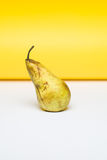 Rotting pear Stock Photos