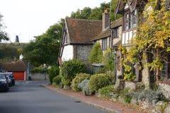 Rottingdean в восточном Сассекс. Англия стоковое фото