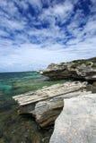 Rottnest海岛,澳大利亚西部 库存照片