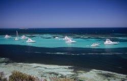rottnest的海岛 图库摄影