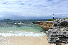 Rottnest ö, västra Australien Fotografering för Bildbyråer