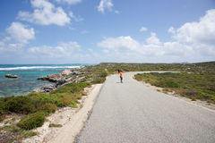 Rottnest Island: Coastal Road Royalty Free Stock Photography