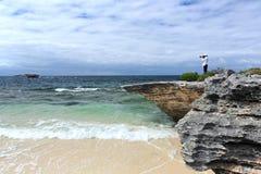 Rottnest Island, Western Australia. Photographer taken photo on Rottnest Island,Perth,Western Australia Stock Image