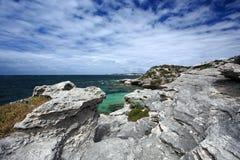 Rottnest Island, Western Australia. Western End of Rottnest Island,Perth,Western Australia Royalty Free Stock Images