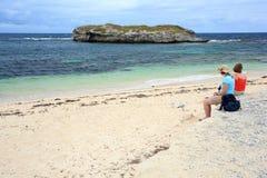Rottnest Island, Western Australia Stock Images