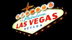 ROTTURA 4 del segno di Las Vegas video d archivio