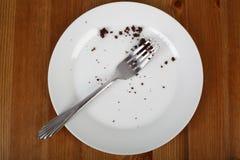 Rottura della dieta immagini stock