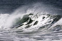 Rottura della spiaggia Fotografia Stock Libera da Diritti