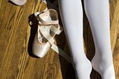 Rottura di balletto Immagini Stock