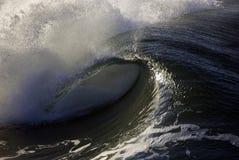 Rottura di Wave Fotografie Stock