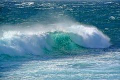 Rottura Wave Fotografia Stock Libera da Diritti