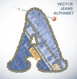 Rotule A ilustração do vetor