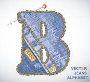 Rotule B ilustração royalty free