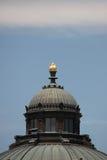 Rotunda av arkivet av kongressen Arkivfoto