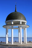 Rotunda branco Foto de Stock