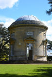 Rotunda, cour de Croome, Croome D'Abitot, Worcestershire, Angleterre Photo stock