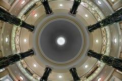 Rotunda da corte suprema de Florida Fotografia de Stock Royalty Free