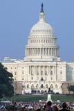 Rotunda de capital Imagem de Stock Royalty Free