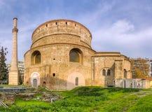 Rotunda de Galerius, Tessalónica, Macedónia, Greece Fotos de Stock Royalty Free