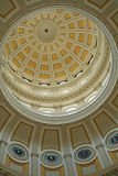 Rotunda of the Denver Capitol Building stock photos
