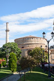 Rotunda of Galerius. In Thessaloniki, Greece stock photography