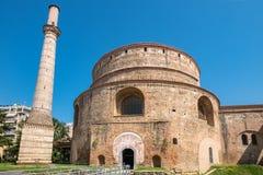 Rotunda of Galerius. Thessaloniki, Greece Royalty Free Stock Photos