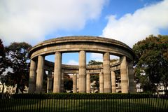 Rotunda of Illustrious Jalisciences Royalty Free Stock Photo