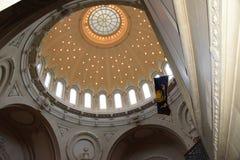 Rotunda kapell för sjö- akademi för USA Royaltyfri Foto