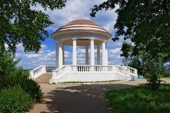 The Rotunda in the Kirov, Russia Royalty Free Stock Photography