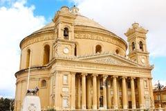 Rotunda of Mosta Royalty Free Stock Photo