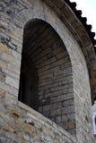 Rotunda Nalezení svatého Kříže Menšího. In the photo is one small rotunda and its Royalty Free Stock Images