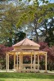 Rotunda in a Park Stock Photos