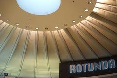 Rotunda przy Chicagowskim O'Hare lotniskiem Fotografia Stock