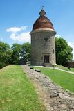 Rotunda in the Skalica, Slovakia royalty free stock images