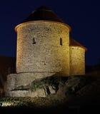Rotunda of St. Catherine Czech republic Stock Image