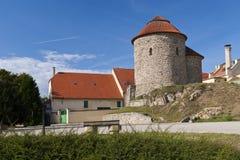 Rotunda St. Catherine in Znojmo Stock Image