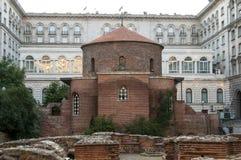 Rotunda St George or Sveti Georgi in Sofia, Bulgaria. Rotunda Sveti Georgi in Sofia, Bulgaria Stock Photography